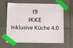 Unser IKKE-Stand